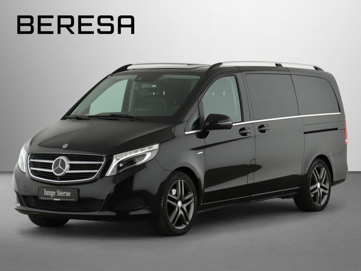 Mercedes-Benz V 250 Lang Fahrassist., Jahr 2017, Diesel