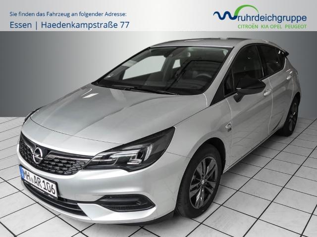 Opel Astra K 2020 1.2 LEDLicht+Klima+SHZ+LHZ+PDC, Jahr 2020, Benzin