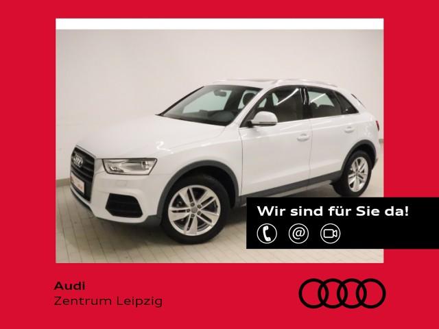 Audi Q3 2.0 TDI quattro design *S tronic*Pano*Bose*, Jahr 2018, Diesel
