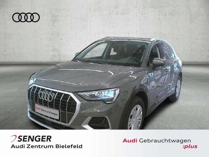 Audi Q3 Sport 35 TFSI PDC GRA Sitzhzg Klima LED, Jahr 2019, Benzin