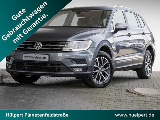 Volkswagen Tiguan Allspace 2.0 TDI Allrad Comfort NAVI AHK, Jahr 2018, Diesel