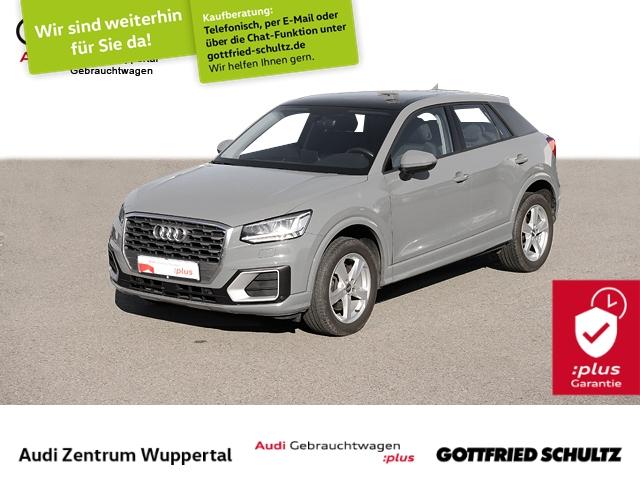 Audi Q2 1.4TFSI PANO LED CONNECT NAV SHZ PDC VO HI FSE 17ZOLL Sport, Jahr 2018, Benzin