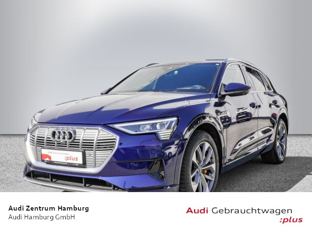 "Audi e-tron 55 quattro advanced MATRIX PANO KAMERA 20""ZOLL, Jahr 2020, electric"