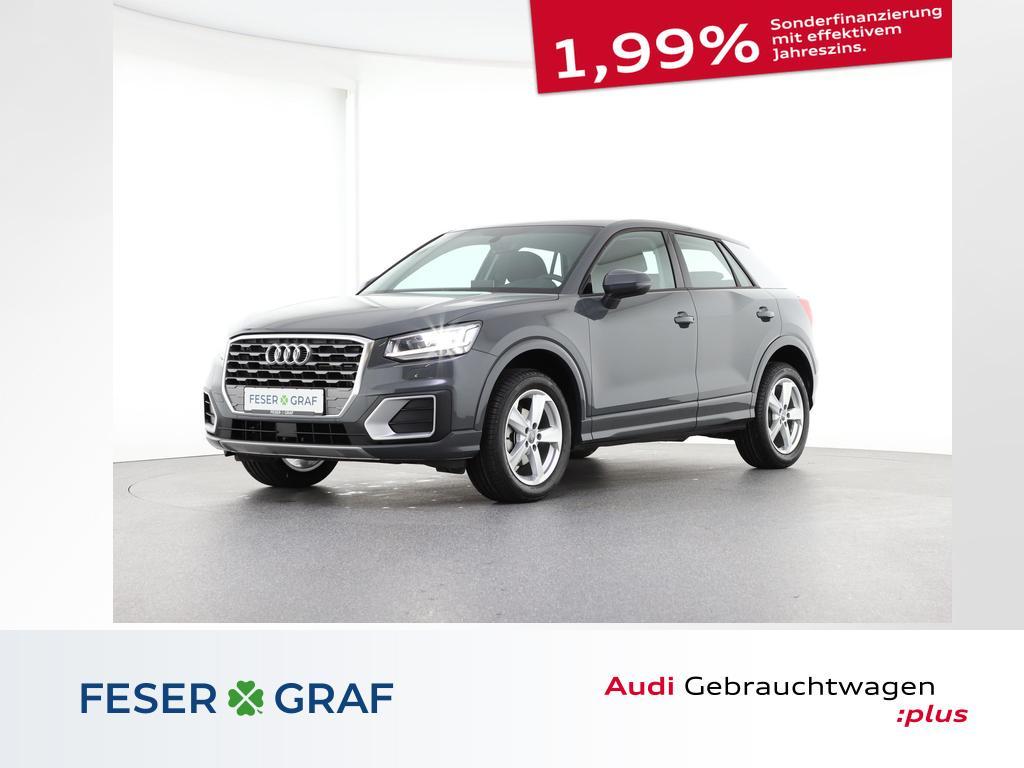Audi Q2 Sport 30 TDI AHK/LED/Navi/DAB, Jahr 2020, Diesel