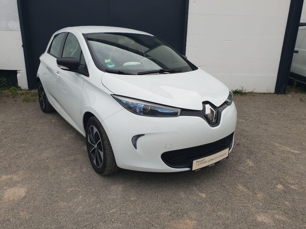 Renault ZOE (ohne Batterie) 22 kwh Zen, Jahr 2013, Elektro