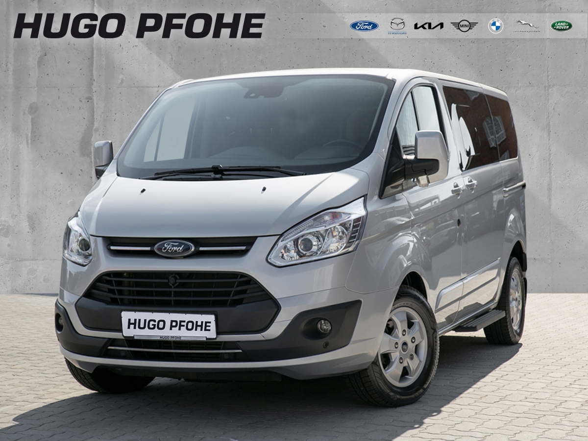 Ford Tourneo Custom Titanium 310 L1H1 2.0TDCi 96kW Au, Jahr 2017, Diesel