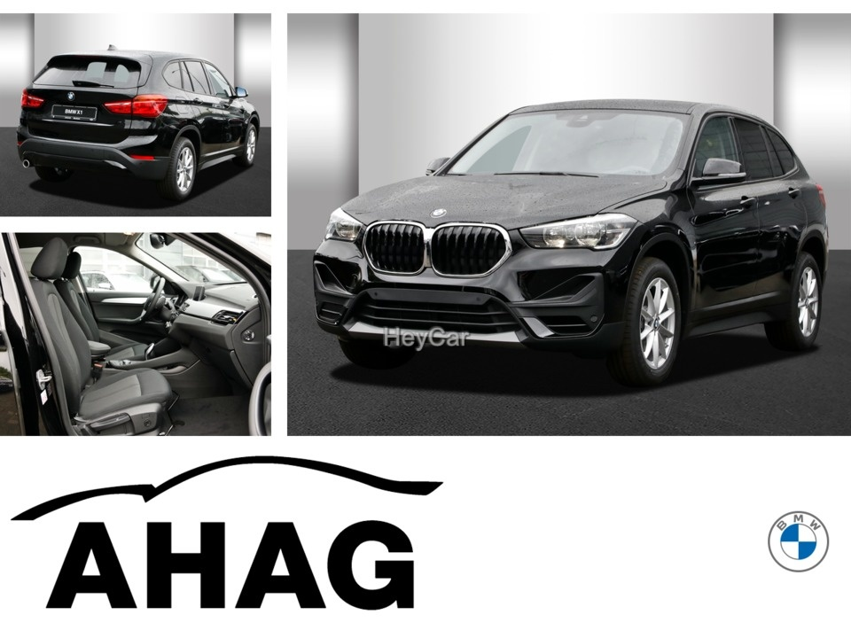 BMW X1 sDrive18i Advantage Klimaaut. AHK PDC, Jahr 2020, Benzin