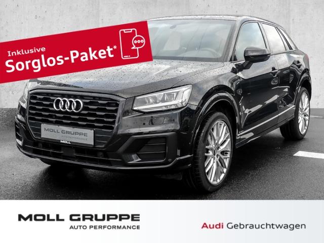 Audi Q2 1.4 TFSI S tronic Design NAVI ALU OPTIKPAKET, Jahr 2017, Benzin