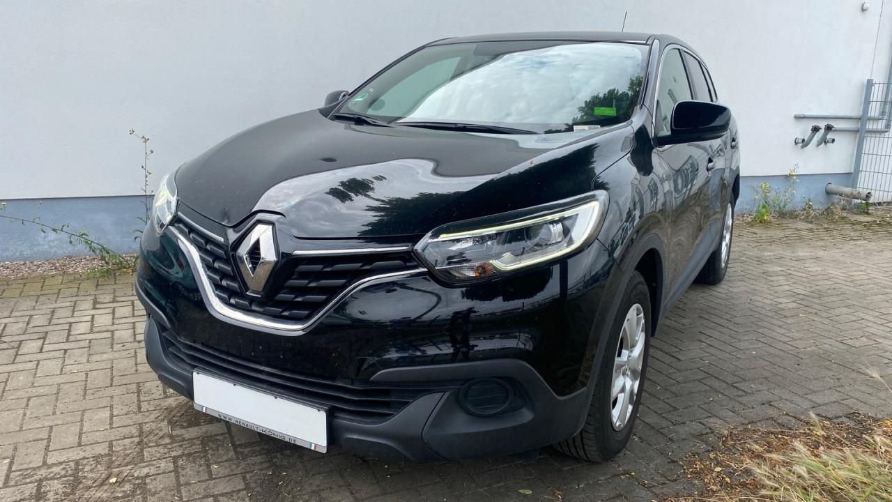 Renault Kadjar 1.3 TCe 140 Life ENERGY Klimaanlage EURO6, Jahr 2016, Benzin