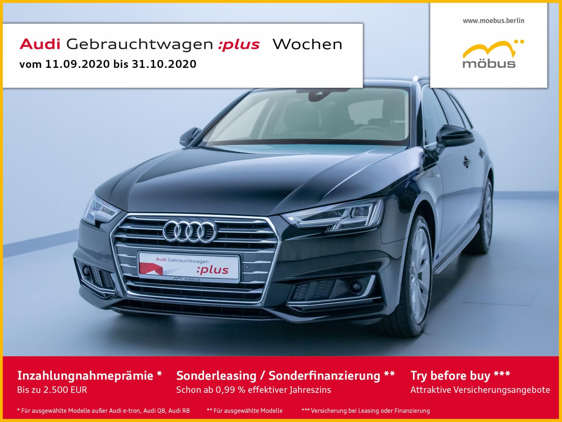 Audi A4 Avant 2.0 TDI Sport S-TRO*SLINE*NAV*ASS, Jahr 2017, Diesel