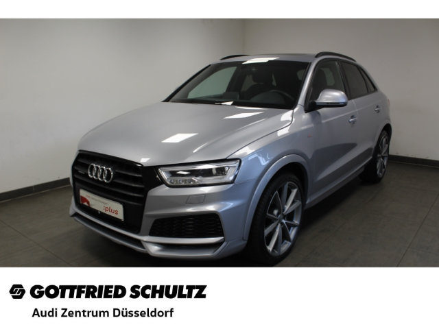 Audi Q3 sport 2.0 TFSI quattro S line Selection Sport, Jahr 2018, Benzin