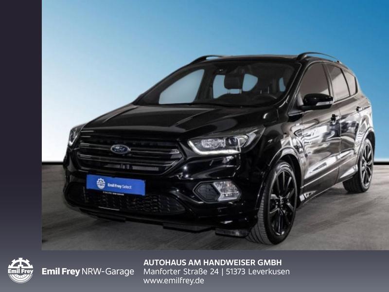 Ford Kuga 1.5 EB 2x4 ST-Line, AudioCD, ZV, LMF, Jahr 2017, Benzin