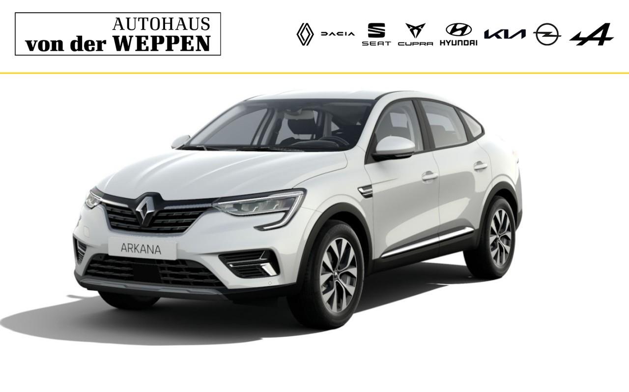 Renault Arkana finanzieren