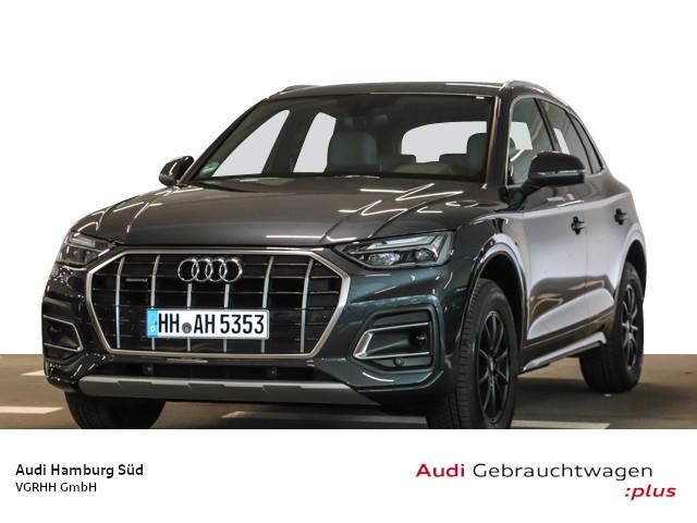 Audi Q5 40 TDI quattro advanced S tronic APS+/VIRTUAL/DAB+, Jahr 2020, Diesel