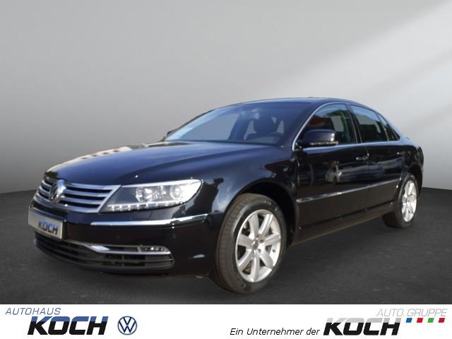 Volkswagen Phaeton TDI Leder Navi Xenon AHK ACC DAB+, Jahr 2013, Diesel