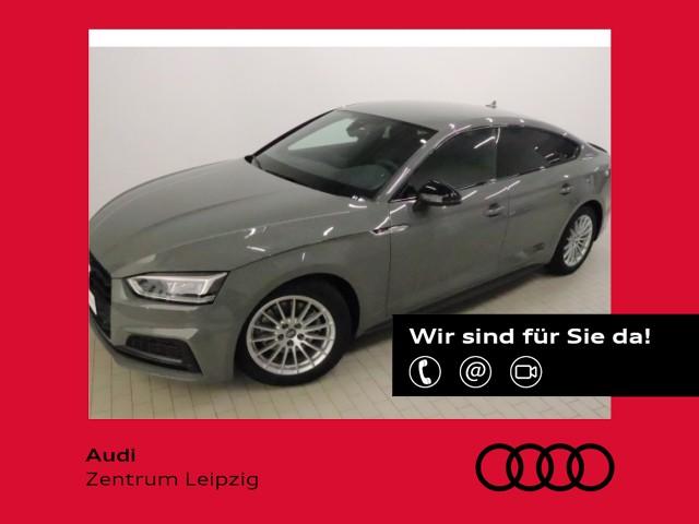 Audi A5 Sportback 35 TFSI sport *S line Black*LED*, Jahr 2020, Benzin