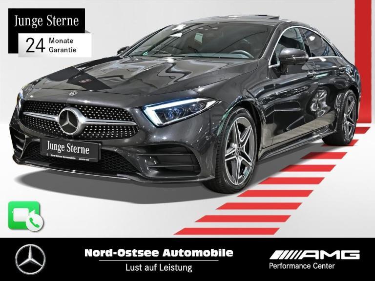 Mercedes-Benz CLS 220d AMG Multibeam Widescreen SHD Distronic, Jahr 2020, Diesel