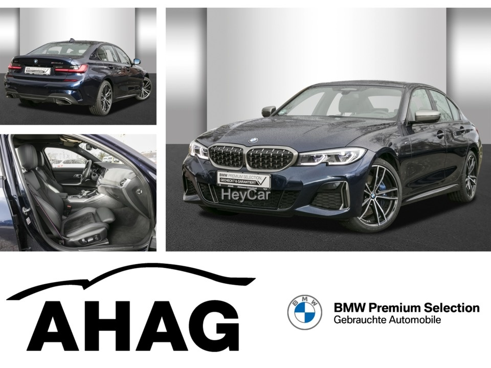 BMW M340d xDrive Auto Innovationsp. Sport Aut. RFT, Jahr 2020, Diesel