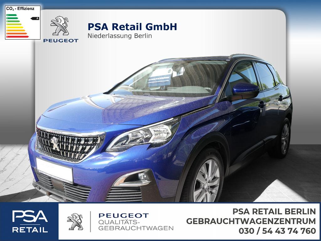 Peugeot 3008 Active 1.6 BlueHDi 120, Jahr 2017, Diesel
