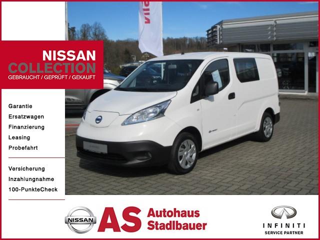 Nissan e-NV200 40 kw/h Kasten Comfort+Winter-Paket..., Jahr 2020, Elektro