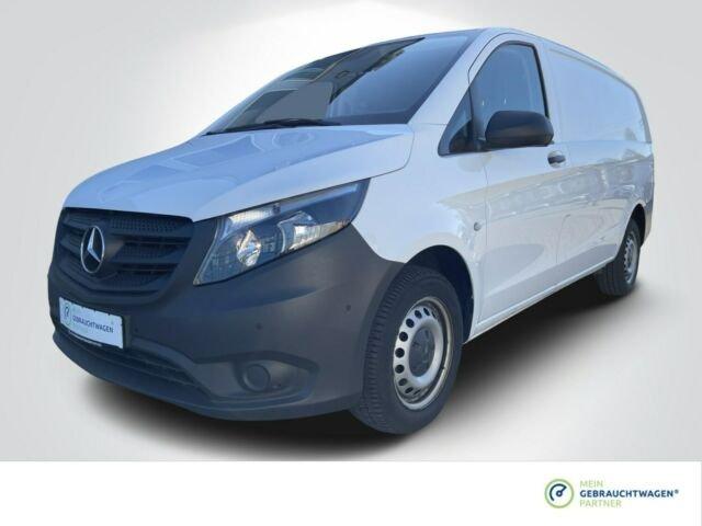 Mercedes-Benz Vito 109 CDI FWD lang*PDC*AHK, Jahr 2016, Diesel