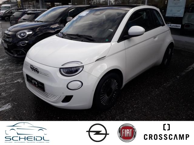 Fiat 500 e Icon Navi Keyless e-Sitze ACC Rückfahrkam. Fernlichtass. LED-hinten LED-Tagfahrlicht, Jahr 2020, Elektro