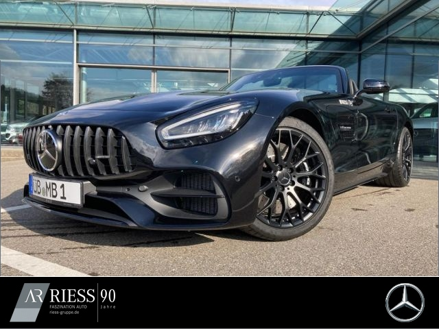 Mercedes-Benz AMG GT Roadster+AIRSCARF+CARBON+KAMERA+BURMESTER, Jahr 2020, Benzin