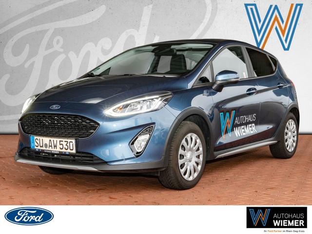 Ford Fiesta 1.0l EcoBoost Active 6-Gang Navi, Jahr 2020, Benzin