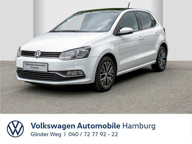 Volkswagen Polo 1.0 Allstar / Panoramadach, Jahr 2016, Benzin