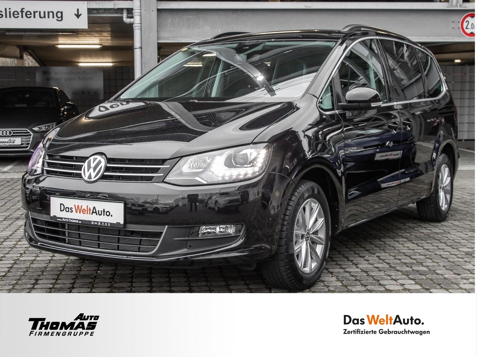 "Volkswagen Sharan ""Comfortline"" 1.4 TSI XENON+NAVI+7SITZER, Jahr 2020, petrol"
