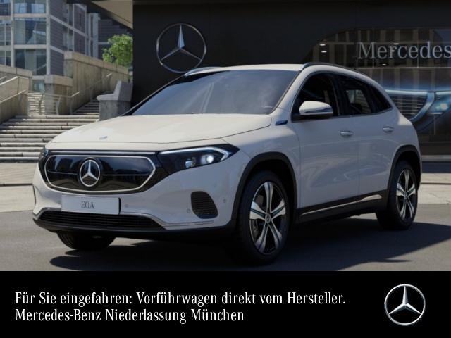 Mercedes-Benz EQA 250 LED Kamera Laderaump Spurhalt-Ass PTS Temp, Jahr 2021, Elektro