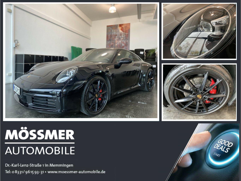 Porsche 992 Carrera S PDK MATRIX Glasdach Bose Sportabg., Jahr 2019, Benzin