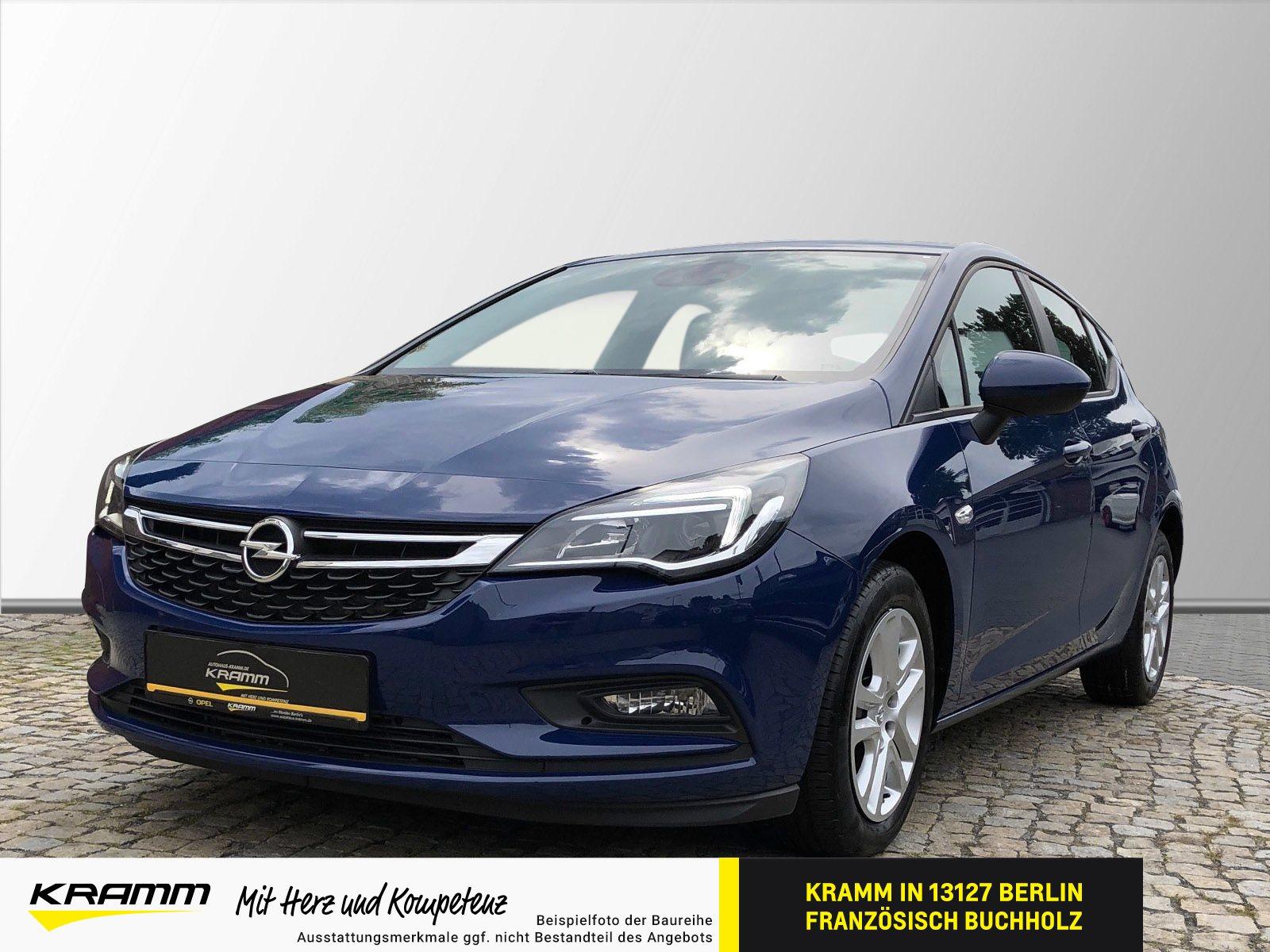 Opel Astra EDITION 1.4 Navi Shz. Tempomat Klimaaut., Jahr 2018, Benzin