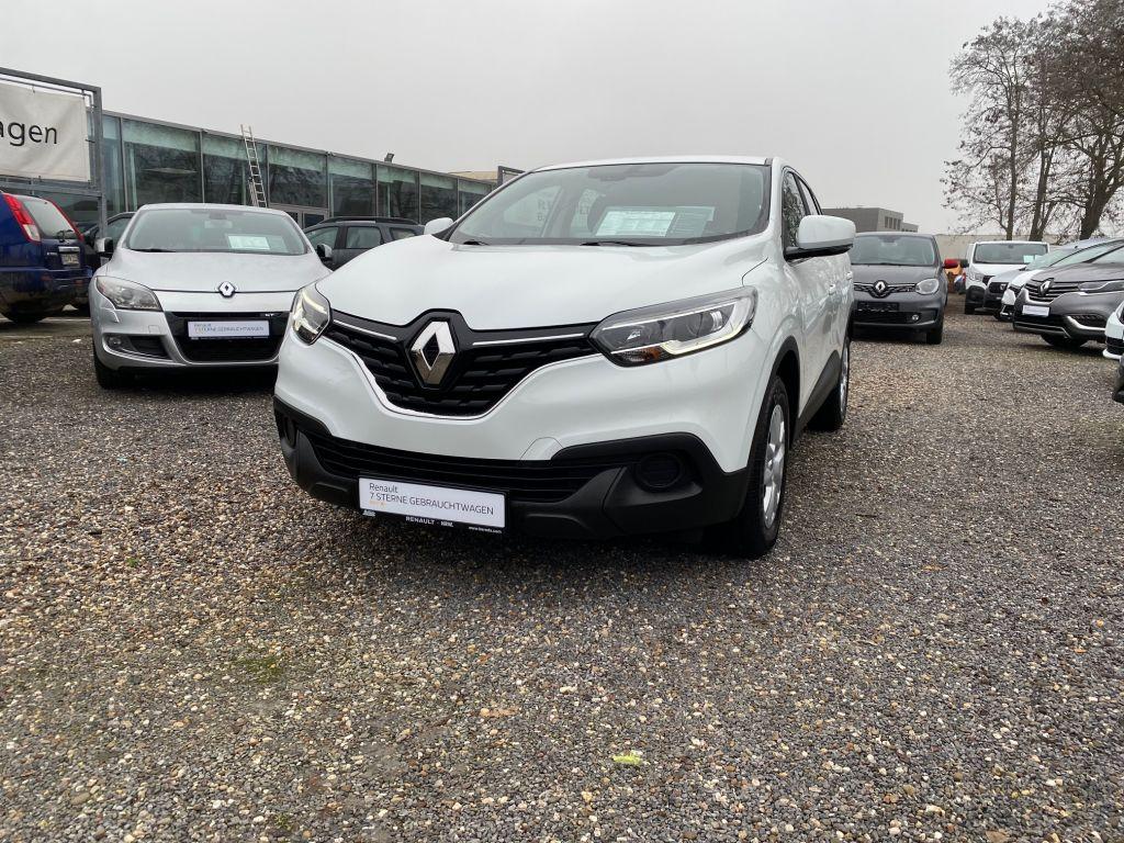 Renault Kadjar Energy TCe 130 Life KLIMAAUTOMATIK, Jahr 2016, petrol
