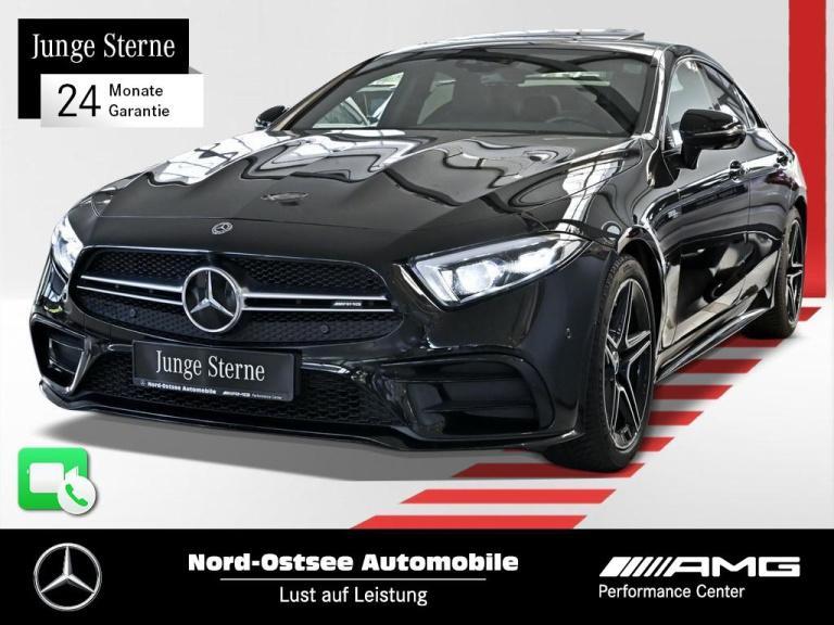 Mercedes-Benz CLS 53 AMG 4M COMAND Sitzklima SD LED Parkassist, Jahr 2019, Benzin