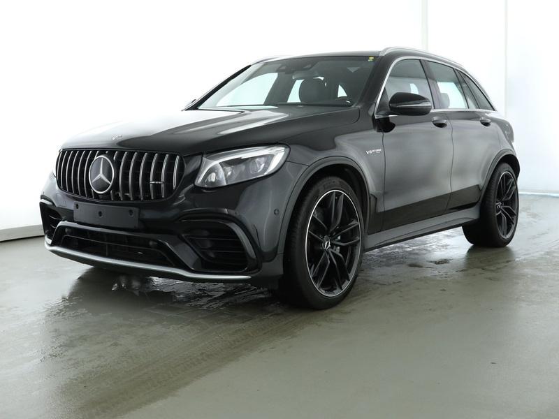 Mercedes-Benz GLC 63 AMG 4M+ Pano AHK Coma ILS 21'' DAB Ambi, Jahr 2019, Benzin