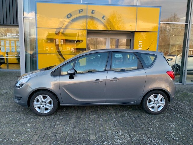 Opel Meriva 1.4 Rau Style, Jahr 2015, Benzin