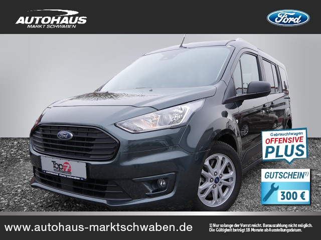 Ford Grand Tourneo Connect 1.5 TDCiEcoBlue Trend SS Eco, Jahr 2019, Diesel