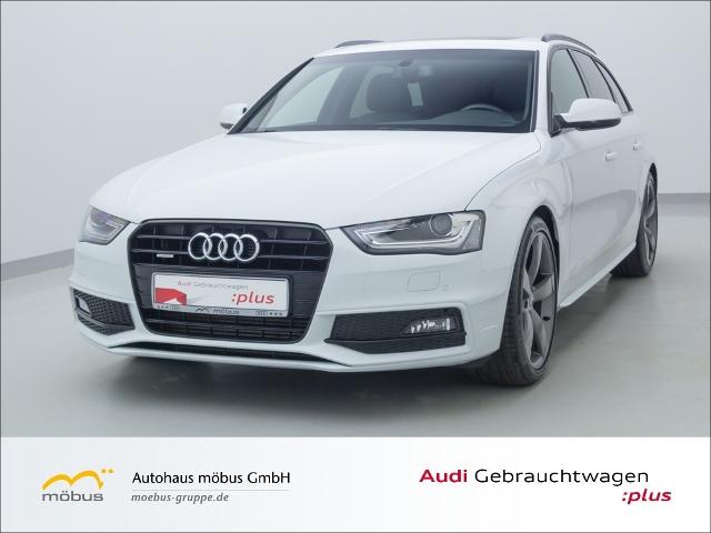 Audi A4 Avant Ambition 2.0 TDI quattro S tronic, Jahr 2013, Diesel