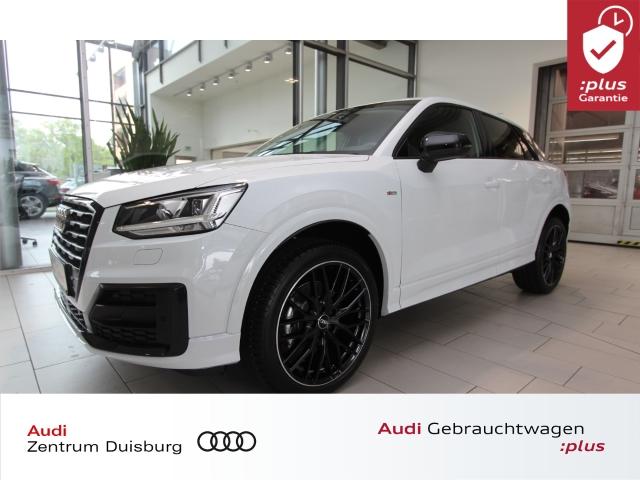 Audi Q2 30 TFSI 2xS-line LED Navi Keyless PDC+ SHZ, Jahr 2020, Benzin