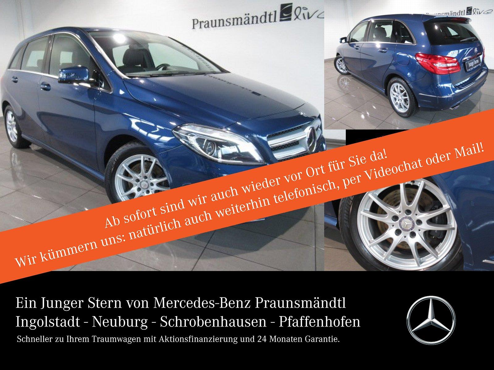 Mercedes-Benz B 180 CDI Sportpaket Navi/Kamera/Xenon/SHZ/PTS, Jahr 2012, Diesel