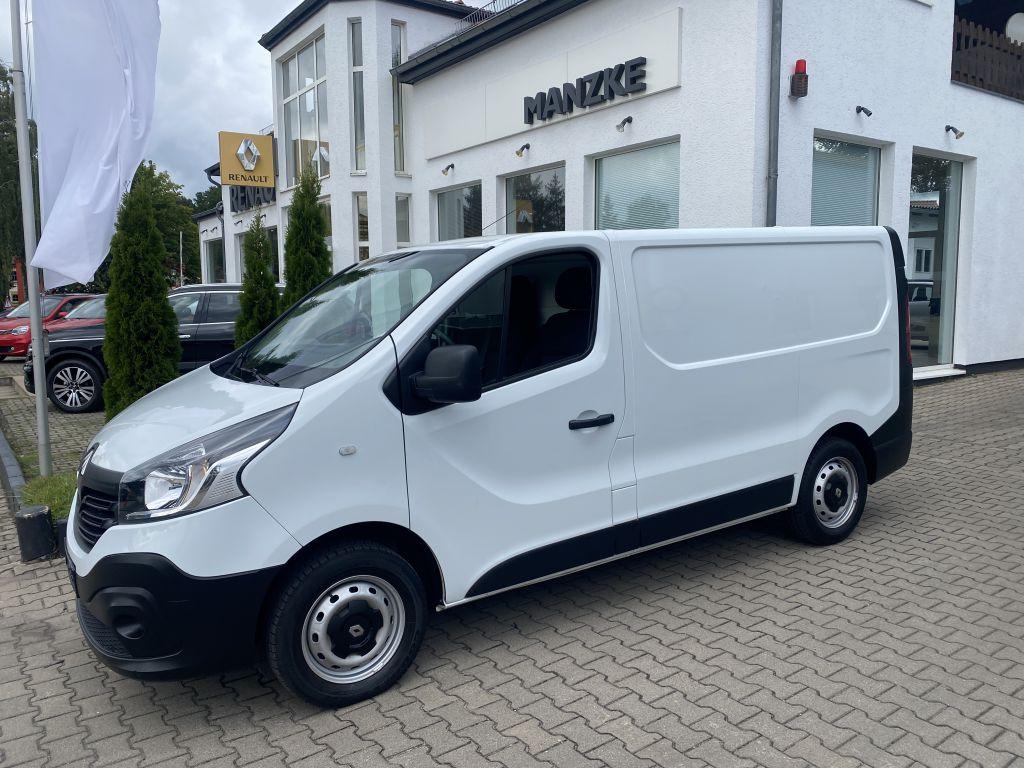 Renault Trafic dCi 95 L1H1 Komfort, Jahr 2018, Diesel