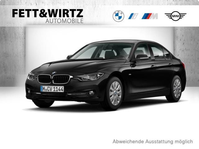 BMW 318d Sport Line Navi SHZ PDC LED Sportsitze HiFi, Jahr 2017, Diesel