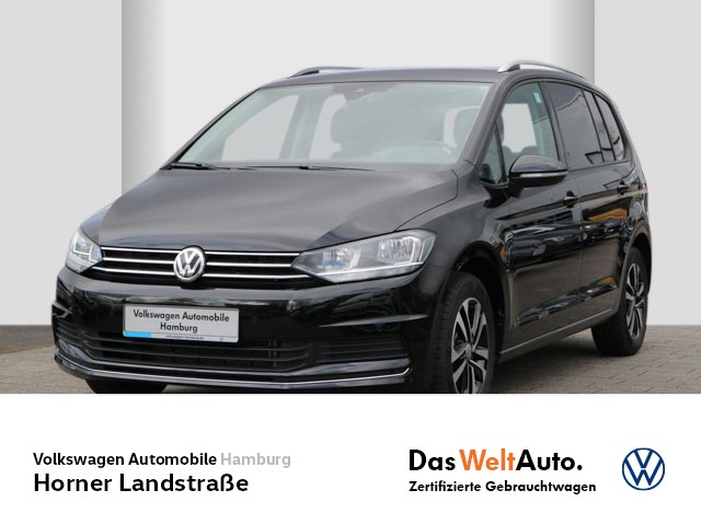 Volkswagen Touran 1.5 TSI IQ.DRIVE 7-Sitzer ParkAssist Shz, Jahr 2020, Benzin