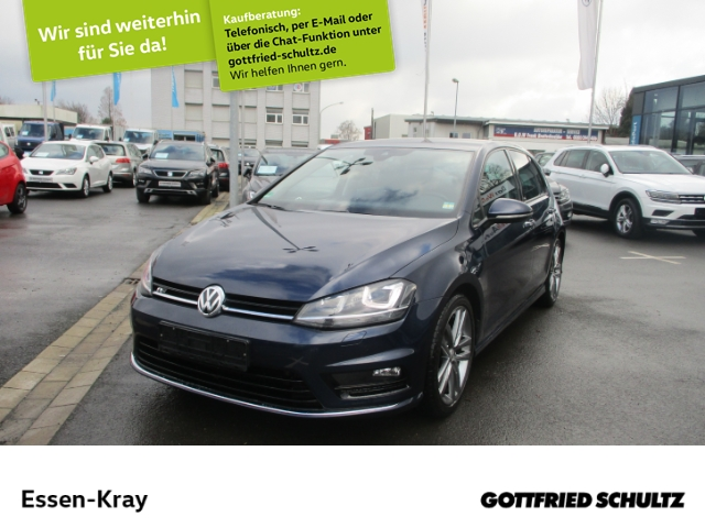 Volkswagen Golf Allstar 1.2 TSI XENON R-LINE PDC SHZ, Jahr 2016, Benzin