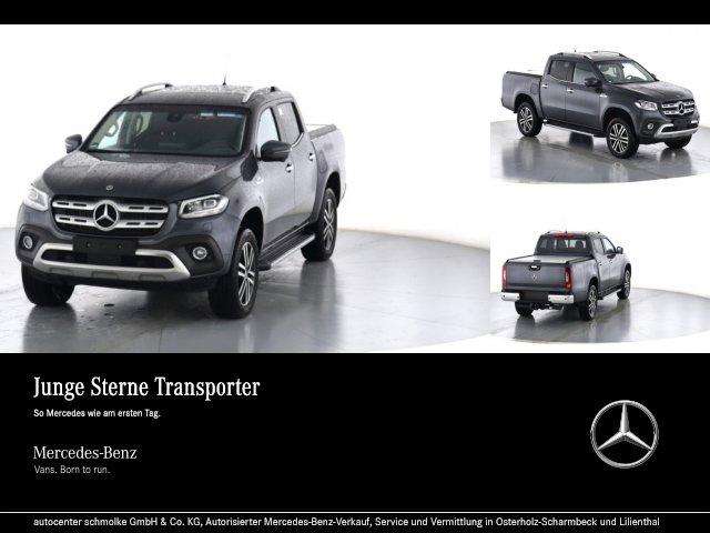Mercedes-Benz X 350 d 4MATIC POWER ED *360°COMAND*DAB*LED*, Jahr 2019, Diesel
