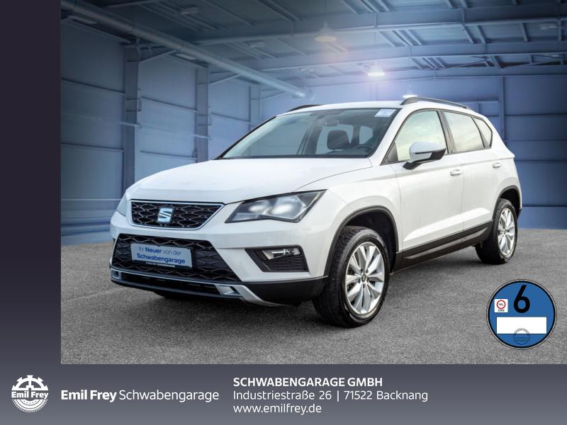 Seat Ateca 1.6 TDI ECOMOTIVE STYLE, Jahr 2017, Diesel