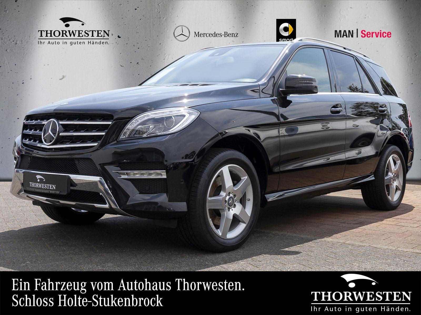 Mercedes-Benz ML 350 BlueTEC 4M AHK/COMAND/XENON/DISTR+/SD, Jahr 2015, Diesel