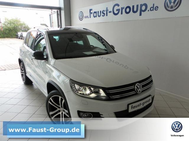 Volkswagen Tiguan CityScape 4M DSG UPE 46000 EUR EURO-6, Jahr 2015, Diesel