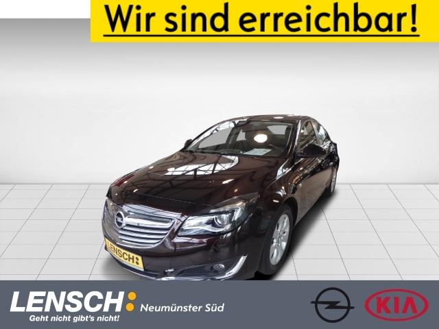 Opel Insignia A 1.6 SIDI Turbo Edition 4trg., Jahr 2014, Benzin